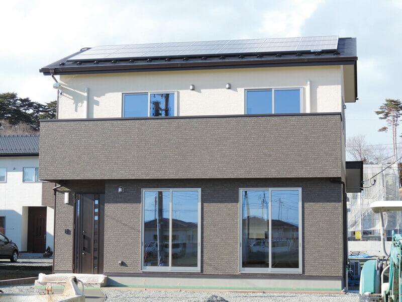 スマートホームの施工事例の画像1