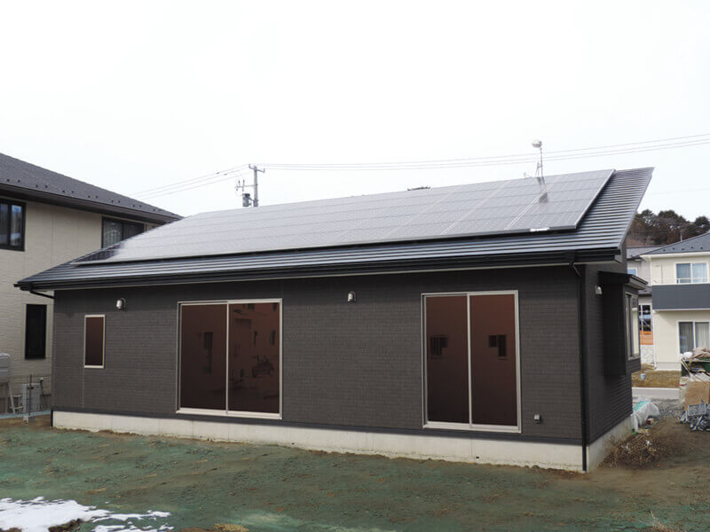 スマートホームの施工事例の画像2